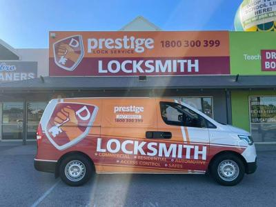 Prestige Locksmith
